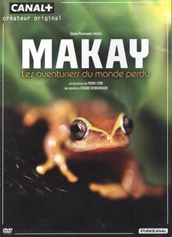 Makay: Les aventuriers du monde perdu