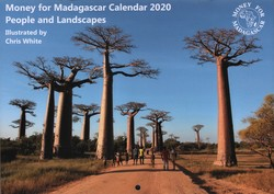 Money for Madagascar Calendar 2020: People and Landscapes; illustrated by Chris White