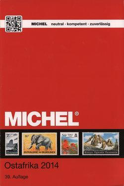 Michel: Ostafrika 2014: Übersee-Katalog: Band 4.2