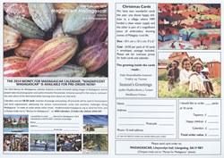 Money for Madagascar Christmas 2013 Order Form