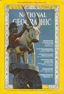 National Geographic Magazine: Vol. 132, No. 4, October 1967