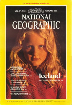 National Geographic Magazine: Vol. 171, No. 2, February 1987