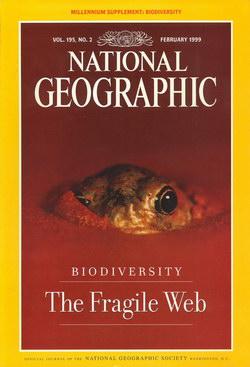 National Geographic Magazine: Vol. 195, No. 2, February 1999