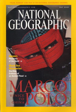 National Geographic Magazine: Vol. 199, No. 5, May 2001