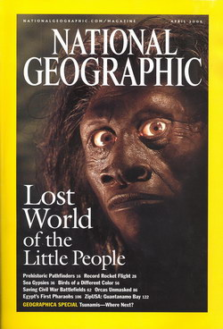 National Geographic Magazine: Vol. 207, No. 4, April 2005