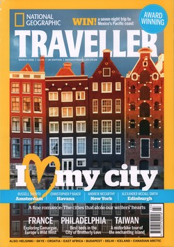 National Geographic Traveller (UK): Issue 43: March 2016