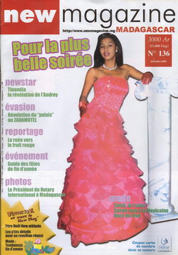 New Magazine Madagascar: No. 136 (décembre 2005)