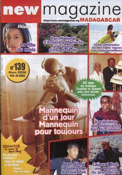 New Magazine Madagascar: No. 139 (mars 2006)