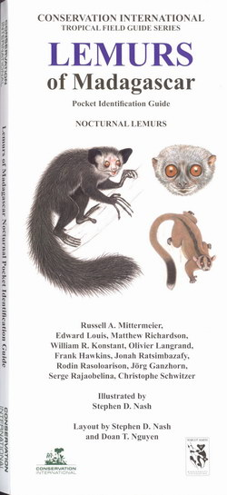 Lemurs of Madagascar: Nocturnal Lemurs: Pocket Identification Guide