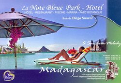 La Note Bleue Park-Hotel: Madagascar