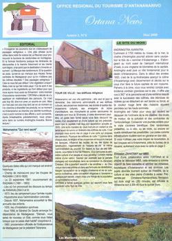 Ortana News: Anne? 1, no. 4 (Mai 2008)