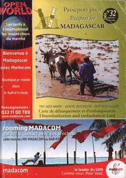 Passeport pour Madagascar / Passport for Madagascar: No 32: Janvier/Février 2006