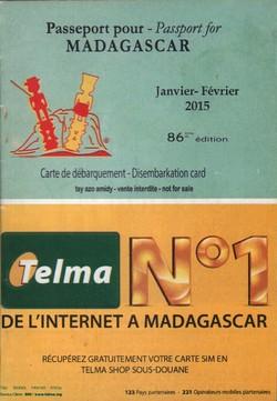 Passeport pour Madagascar: No. 86 Janvier-Février 2015