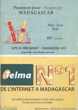 Passeport pour Madagascar: No. 88 Mai-juin 2015