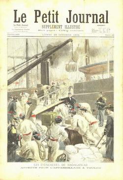 Le Petit Journal: Supplément Illustré: Lundi 29 Octobre 1894: Numéro 206