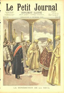 Le Petit Journal: Supplément Illustré: Dimanche 3 Février 1895: Numéro 220