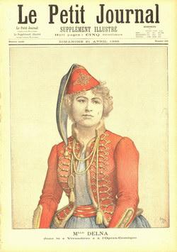 Le Petit Journal: Supplément Illustré: Dimanche 21 Avril 1895: Numéro 231