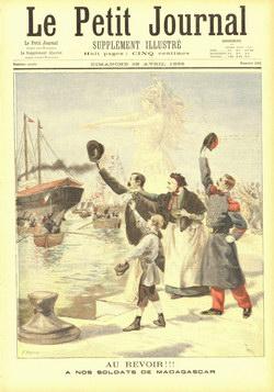 Le Petit Journal: Supplément Illustré: Dimanche 28 Avril 1895: Numéro 232