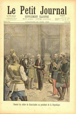 Le Petit Journal: Supplément Illustré: Dimanche 30 Juin 1895: Numéro 241
