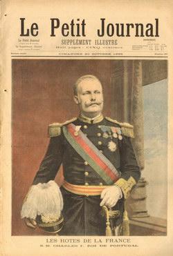 Le Petit Journal: Supplément Illustré: Dimanche 20 Octobre 1895: Numéro 257