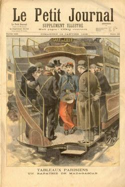 Le Petit Journal: Supplément Illustré: Dimanche 12 Janvier 1896: Numéro 269
