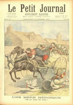 Le Petit Journal: Supplément Illustré: Dimanche 10 Octobre 1897: Numéro 360