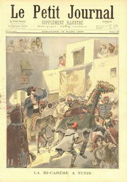 Le Petit Journal: Supplément Illustré: Dimanche 19 Mars 1899: Numéro 435