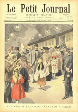 Le Petit Journal: Supplément Illustré: Dimanche 16 Juin 1901: Numéro 552