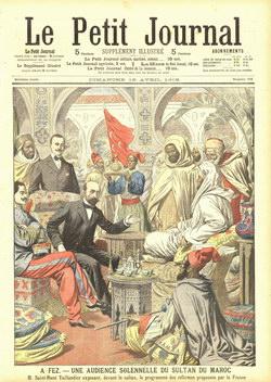 Le Petit Journal: Supplément Illustré: Dimanche 16 Avril 1905: Numéro 752