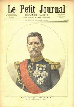 Le Petit Journal: Supplément Illustré: Samedi 9 Juillet 1892: Numéro 85