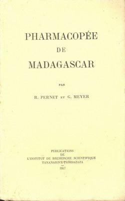 Pharmacop?e de Madagascar