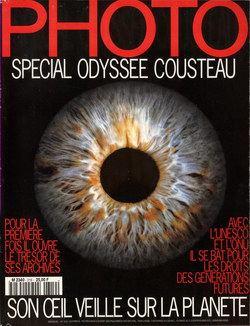 Photo: No. 319: Avril 1995: Sp�cial Odyss�e Cousteau