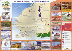 Plan de la Ville de Majunga