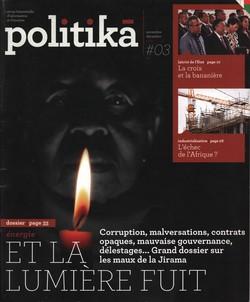 Politika: novembre-décembre 2016: #03