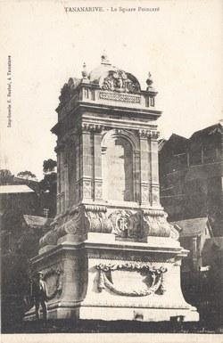 Tananarive - Le Square Poincaré