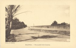 Majunga - Promenade de la Corniche