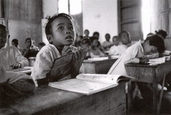 Malagasy Schoolchildren: Antananarivo 1998