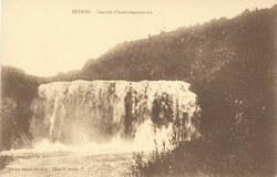 Betafo - Cascade d'Andriamamovoka