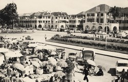 Avenue de l'Indépendance: Tananarive