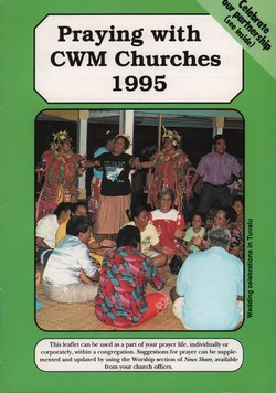 Praying with CWM Churches 1995