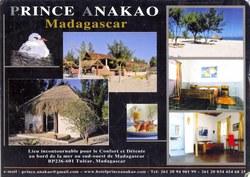 Prince Anakao: Madagascar