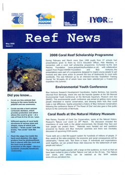Reef News: May 2008: Issue 2
