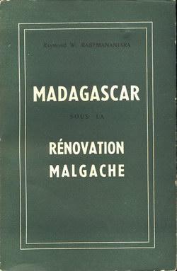 Madagascar sous la Rénovation Malgache