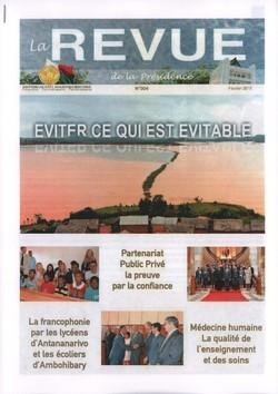 La Revue de la Présidence: No. 004; Février 2015