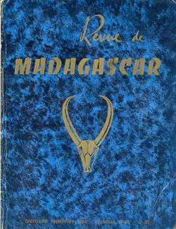 Revue de Madagascar: Nouvelle Série: No 35: Troisième Trimestre 1966