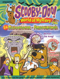 Scooby-Doo! World of Mystery: No. 24: Madagascar: Ambohimanga