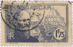 Jean Laborde: 1.75-Franc Postage Stamp