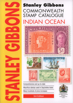 Indian Ocean: Stanley Gibbons Commonwealth Stamp Catalogue