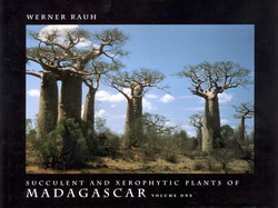 Succulent and Xerophytic Plants of Madagascar: Volume One