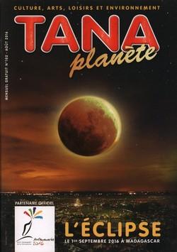 Tana Planète: Numéro 102 – août 2016